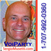 Voiparty, business opportunity, Cisco Systems LinkSys box to provide service to telephone companies and earn residual or passive income. Join at http://www.SergioMusetti.com or call 1-707-992-0360 for help.